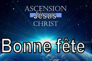 Prière universelle - Ascension du Seigneur