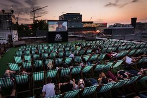 Les cinémas en plein air à Londres !