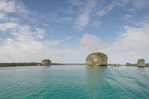 Découverte de la baie d'Upi ~ île des pins