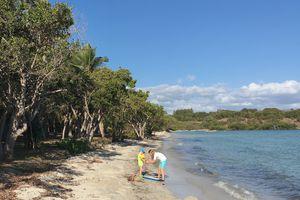 Malabou Beach ~ Poum ~  Nord de la Nouvelle Calédonie