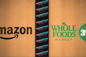 Prix bas et Amazon Echo en TG : la semaine folle de Whole Foods Amazon en images.