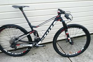 "Scott Spark RC 900 Pro ""custom"""