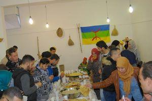 جمعيات المجتمع المدني بالحسيمة يحتفل بحلول السنة الأمازيغية الجديدة 2967