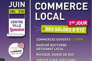 Nuit du commerce local