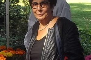 Marché aux fleurs de la Talaudière : rencontre avec Madame le Maire