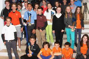 Championnats Départementaux des Jeunes 2017 - Les 10 et 11 avril au Golf de Biot.