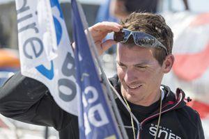 La Solitaire Urgo Le Figaro - 3e Etape - « J'ai un peu repris le fil de la course »