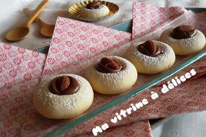Gâteaux secs et fondants à la maïzena