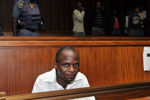 Ananias Mathe escaped as warders watched soccer