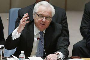 Pluie d'hommages après la disparition de l'ambassadeur russe auprès de l'ONU Vitali Tchourkine
