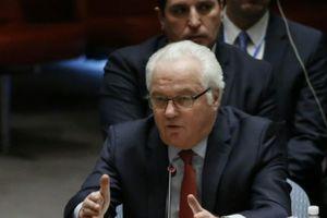 L'ambassadeur russe à l'ONU est mort subitement à New York