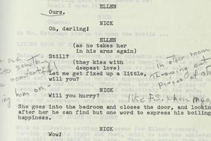 Marilyn Monroe script — with her notes on how to act sexy — sells for $25,000