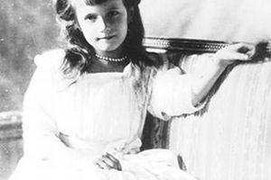 Anastasia Nikolaïevna de Russie