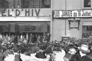 Vel d'Hiv: le symbole de la déportation des Juifs sous l'occupation