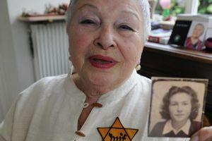 """""""Cette puanteur atroce"""" : 75 ans plus tard, une rescapée de la rafle du Vél d'Hiv se souvient"""