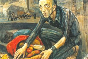 In pictures: Olère art depicts Auschwitz horrors
