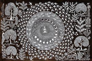 L'art warli, expression d'une spiritualité