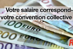 Votre salaire correspond-il à votre convention collective ?