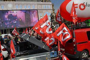 SNCF : des cheminots vent debout contre la répression antisyndicale