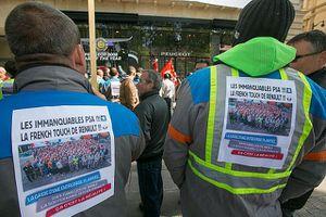 Les salariés creusois de GM&S montent à Paris pour sauver l'emploi
