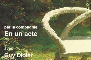 'L'amante anglaise' de Marguerite Duras Salle Braun, à Metz, le 27 mai 2017, à 20 heures.