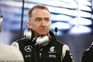 Mercedes officialise le départ de Paddy Lowe