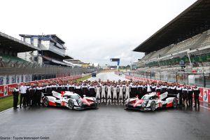 Toyota triple la mise aux 24 heures du Mans