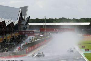 Silverstone casse son contrat avec la F1 pour le renégocier