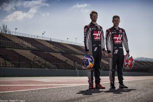 """Gene Haas : """"Il n'y a pas de changements à venir"""" pour les pilotes en 2018"""