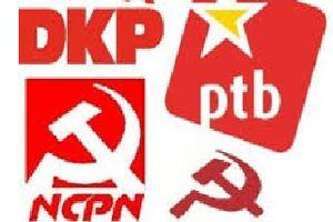 12ème conférence des partis communistes et ouvriers d'Allemagne, de Belgique, du Luxembourg et des Pays-Bas