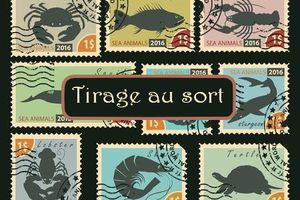 Timbres - tirage au sort