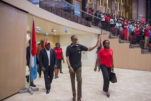 Rwanda: Ese hari undi muntu ufite ububasha mu gihugu busumba ubwa Paul Kagame?