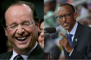 Rwanda-France : Paul Kagame ari gusaza asubira kubyo yanze !