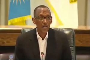 Rwanda – USA : Perezida  Donald Trump w'Amerika yiyemeje guhangana n'abanyagitugu bo muri Afurika ahereye kuri Paul Kagame !
