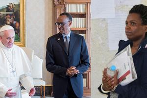 Rwanda : Paul Kagame est rongé par une paranoïa jusqu'aux os, il séquestre une femme enceinte!