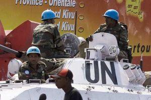 L'ONU va réduire le nombre des Casques bleus en RDC