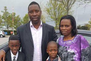 Madame Violette Uwamahoro yavuye ibuzimu mu Rwanda, agera ibuntu mu Bwongereza !
