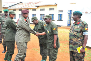 Uganda:Police Commanders Grilled, Held at Military Intelligence Headquarters