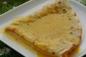 CREPES SUZETTES (thermomix)