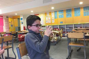 La trompette de Walî - CE1 B
