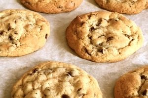 Chocolate chips cookies: the real American recipe