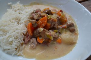 Blanquette de veau cookéo 1ère version