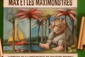 Max et les Maximonstres - Chut les enfants lisent!