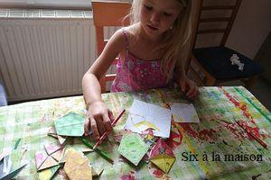 Colorigami : de quoi occuper vos enfants et réaliser une super déco!