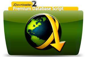 JDownloader2 + DataBase Premium