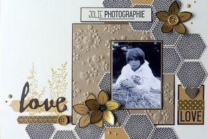 Une page pour Florilèges Design