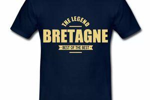 T Shirt Bretagne Breizh BZH 146160890-109423304