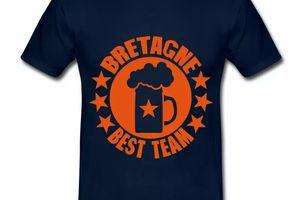 T Shirt Bretagne Breizh BZH 146161045-109423361