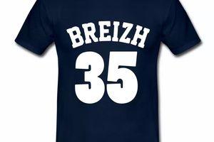 T Shirt Bretagne Breizh BZH 146160117-109423149