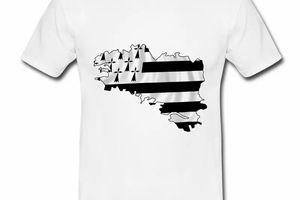 T Shirt Bretagne Breizh BZH 146159382-109422937